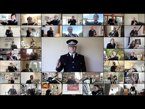 Thunderbirds (in Isolation) Band Of The Hampshire Constabulary